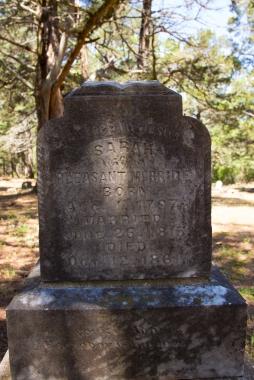 Born in 1797, died 1861